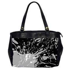 Art About Ball Abstract Colorful Office Handbags (2 Sides)
