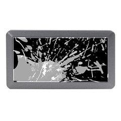 Art About Ball Abstract Colorful Memory Card Reader (Mini)