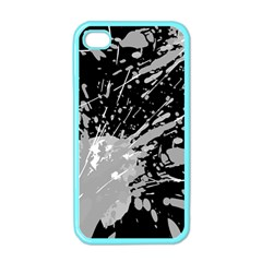 Art About Ball Abstract Colorful Apple Iphone 4 Case (color)
