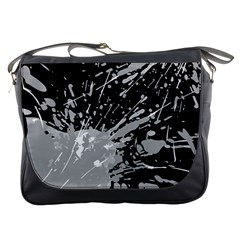 Art About Ball Abstract Colorful Messenger Bags