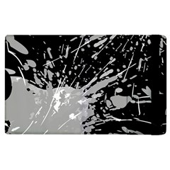 Art About Ball Abstract Colorful Apple iPad 3/4 Flip Case