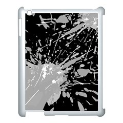 Art About Ball Abstract Colorful Apple Ipad 3/4 Case (white)