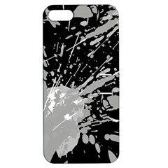 Art About Ball Abstract Colorful Apple iPhone 5 Hardshell Case with Stand