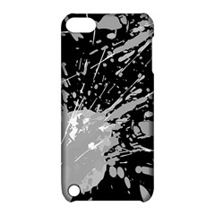 Art About Ball Abstract Colorful Apple iPod Touch 5 Hardshell Case with Stand