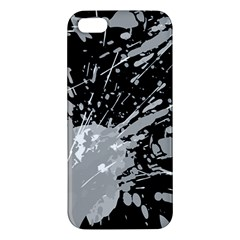 Art About Ball Abstract Colorful Apple iPhone 5 Premium Hardshell Case