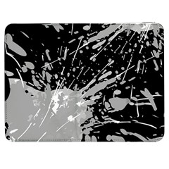 Art About Ball Abstract Colorful Samsung Galaxy Tab 7  P1000 Flip Case