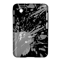 Art About Ball Abstract Colorful Samsung Galaxy Tab 2 (7 ) P3100 Hardshell Case