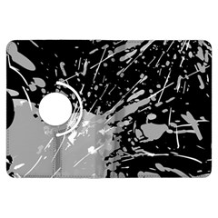 Art About Ball Abstract Colorful Kindle Fire Hdx Flip 360 Case