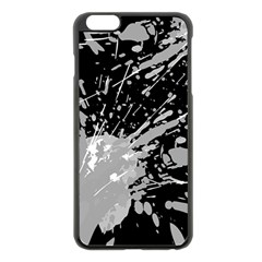 Art About Ball Abstract Colorful Apple Iphone 6 Plus/6s Plus Black Enamel Case