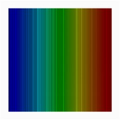 Spectrum Colours Colors Rainbow Medium Glasses Cloth