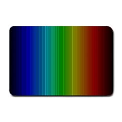 Spectrum Colours Colors Rainbow Small Doormat
