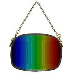 Spectrum Colours Colors Rainbow Chain Purses (one Side)