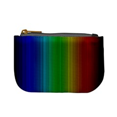 Spectrum Colours Colors Rainbow Mini Coin Purses