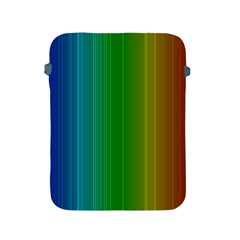 Spectrum Colours Colors Rainbow Apple Ipad 2/3/4 Protective Soft Cases