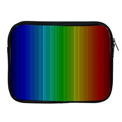 Spectrum Colours Colors Rainbow Apple iPad 2/3/4 Zipper Cases
