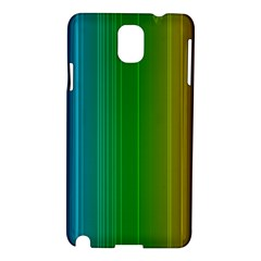Spectrum Colours Colors Rainbow Samsung Galaxy Note 3 N9005 Hardshell Case