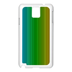 Spectrum Colours Colors Rainbow Samsung Galaxy Note 3 N9005 Case (white)