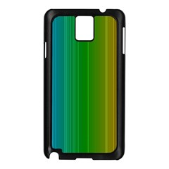 Spectrum Colours Colors Rainbow Samsung Galaxy Note 3 N9005 Case (black)