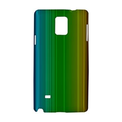 Spectrum Colours Colors Rainbow Samsung Galaxy Note 4 Hardshell Case