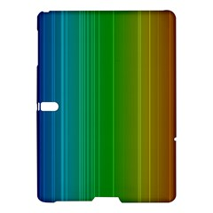 Spectrum Colours Colors Rainbow Samsung Galaxy Tab S (10.5 ) Hardshell Case
