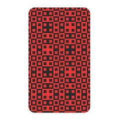 Abstract Background Red Black Memory Card Reader