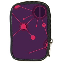 Abstract Lines Radiate Planets Web Compact Camera Cases