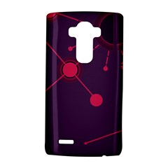Abstract Lines Radiate Planets Web Lg G4 Hardshell Case
