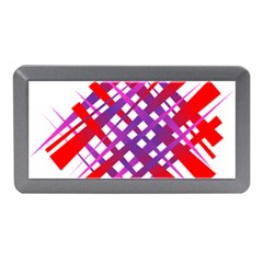 Chaos Bright Gradient Red Blue Memory Card Reader (mini)
