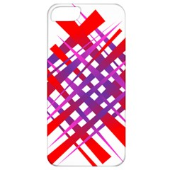 Chaos Bright Gradient Red Blue Apple Iphone 5 Classic Hardshell Case