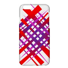 Chaos Bright Gradient Red Blue Apple iPhone 6 Plus/6S Plus Hardshell Case