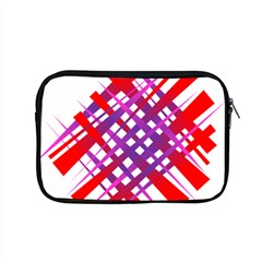 Chaos Bright Gradient Red Blue Apple MacBook Pro 15  Zipper Case