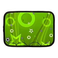 Art About Ball Abstract Colorful Netbook Case (medium)