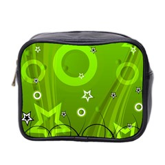 Art About Ball Abstract Colorful Mini Toiletries Bag 2-Side