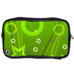 Art About Ball Abstract Colorful Toiletries Bags 2-Side