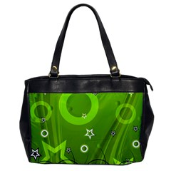 Art About Ball Abstract Colorful Office Handbags