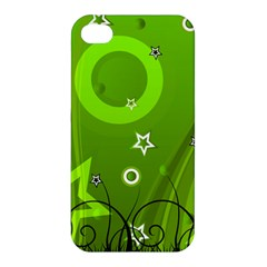 Art About Ball Abstract Colorful Apple iPhone 4/4S Premium Hardshell Case