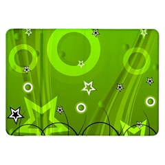 Art About Ball Abstract Colorful Samsung Galaxy Tab 8.9  P7300 Flip Case