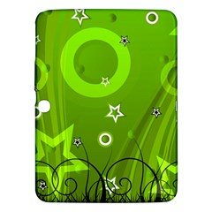 Art About Ball Abstract Colorful Samsung Galaxy Tab 3 (10 1 ) P5200 Hardshell Case