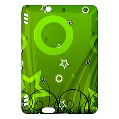 Art About Ball Abstract Colorful Kindle Fire HDX Hardshell Case