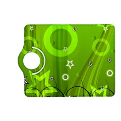 Art About Ball Abstract Colorful Kindle Fire Hd (2013) Flip 360 Case