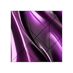 Fractal Mathematics Abstract Acrylic Tangram Puzzle (4  X 4 )