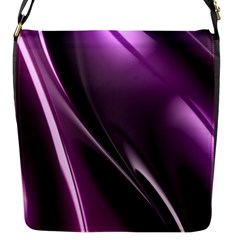 Fractal Mathematics Abstract Flap Messenger Bag (S)
