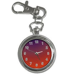 Course Colorful Pattern Abstract Key Chain Watches