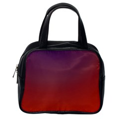 Course Colorful Pattern Abstract Classic Handbags (One Side)
