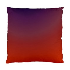 Course Colorful Pattern Abstract Standard Cushion Case (two Sides)