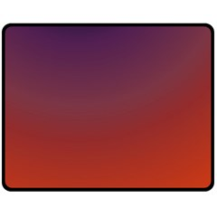 Course Colorful Pattern Abstract Fleece Blanket (Medium)