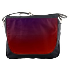 Course Colorful Pattern Abstract Messenger Bags