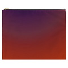 Course Colorful Pattern Abstract Cosmetic Bag (xxxl)