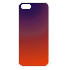 Course Colorful Pattern Abstract Apple Iphone 5 Seamless Case (white)