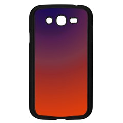 Course Colorful Pattern Abstract Samsung Galaxy Grand DUOS I9082 Case (Black)
